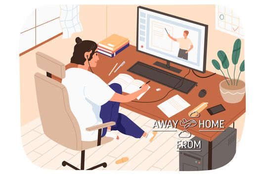 Away From Home: When The Screen's The Limit