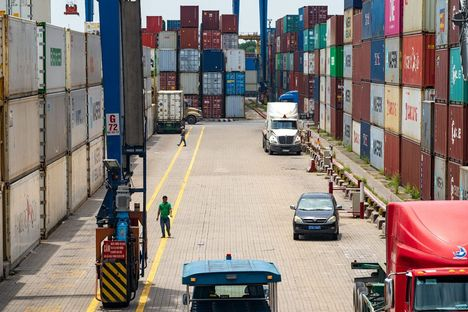 Vietnam's Goods Exports Up By Over $212 Billion In First Eight Months Of 2021