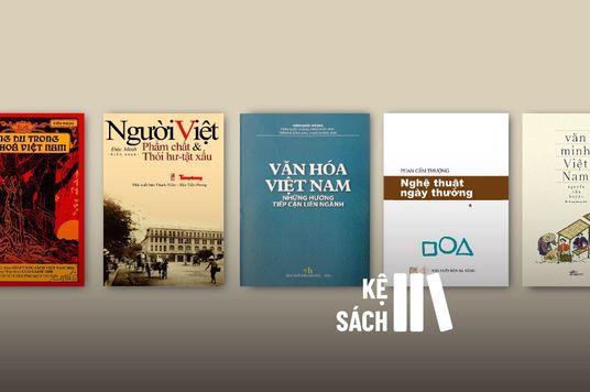 5 Đầu sách để hiểu và thương người Việt hơn