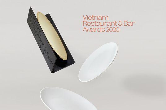 Giải thưởng Nhà hàng & Quán bar Việt Nam 2020: Danh sách hạng mục, đề cử và ban giám khảo