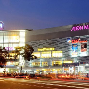 Only with OfficeHaus: The Rise Of The Asian Shopping Mall