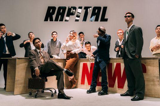 Rapital: Đủ thô cho Rap thủ đô