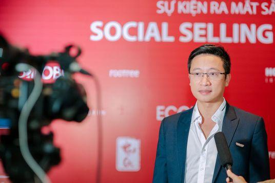 """CEO Ecomobi Trương Công Thành: """"Khởi nghiệp là cuộc chiến không dành cho kẻ ngại gian nan."""""""