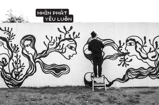 Phuc Van Dang And The Explorations Of Art Through Black & White