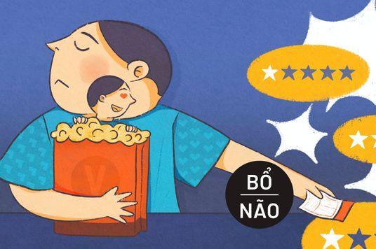 Tại sao biết phim dở ta vẫn xem?
