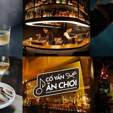 """6 Quán bar ở Sài Gòn để """"chill"""" sau giờ làm việc"""