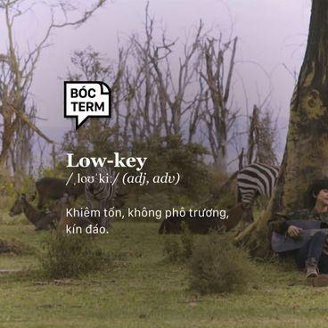 Bóc Term: Low-key là gì? Nghệ sĩ có thích được gọi là low-key không?