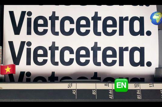 Vietcetera và bước chuyển mới: Cảm hứng từ di sản văn hoá và hội nhập quốc tế