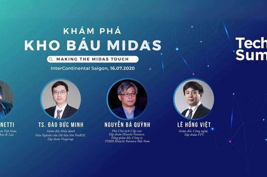 Forbes Việt Nam tập hợp các chuyên gia công nghệ mới hàng đầu tại Tech Summit