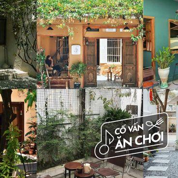 6 Quán cafe sân vườn cho mùa hè Hà Nội