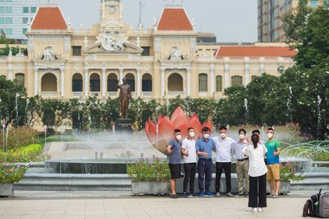 Further Drop In COVID-19 Cases Will Pave Way For Vietnam's Mid-2022 Full Reopening