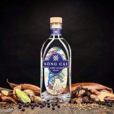 Câu chuyện thương hiệu: Sông Cái Việt Nam Dry Gin — Thăng hoa cùng bản sắc dân tộc