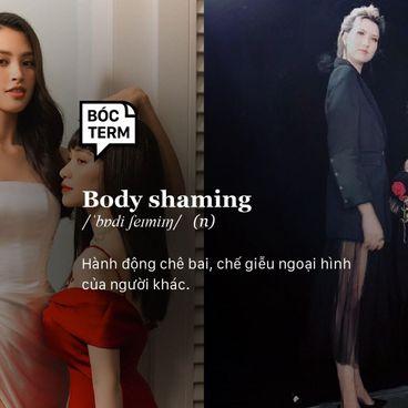 Body shaming là gì?