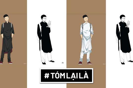 Tóm Lại Là: Áo dài cho nam, không chỉ là chuyện áo dài!