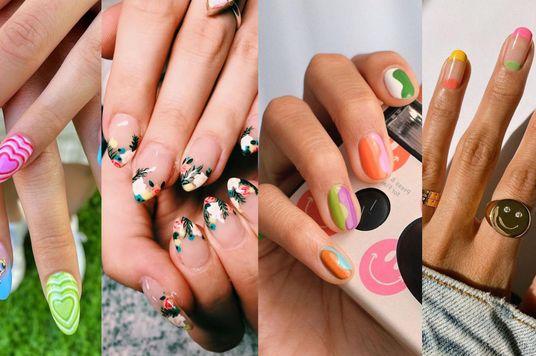 Ở nhà vẫn đẹp với 5 kiểu indie nails ai cũng làm được