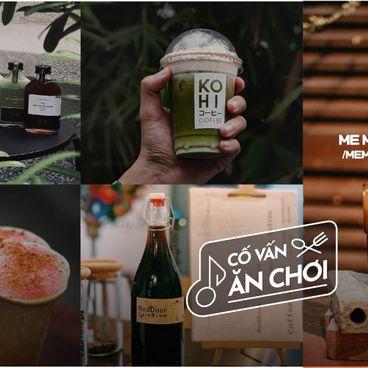 """5 Tiệm cà phê giao tận nhà cho Tết kiểu """"bình thường mới"""""""