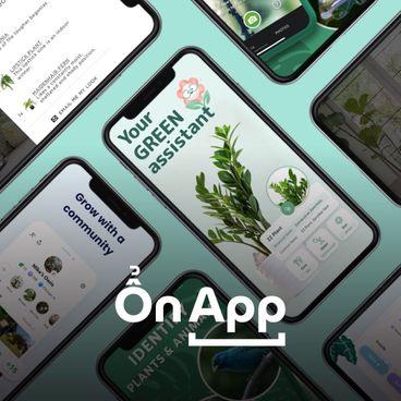 """4 Ứng dụng dành riêng cho hội """"làm vườn"""" trong nhà"""
