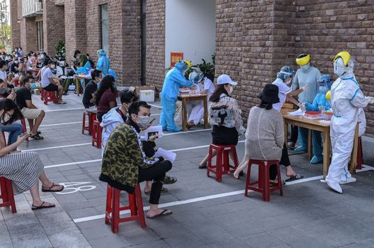 Vietnam's Vaccination Campaign Makes Progress With Over 1.4 Million Doses Given In Just One Day