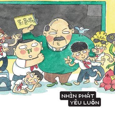 Nhìn Phát Yêu Luôn: Phan - Họa sĩ truyện tranh đa nhân cách nhất Việt Nam