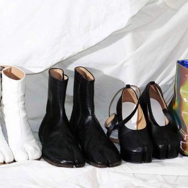Item Profile: Tabi boots và nguồn cảm hứng phương Đông