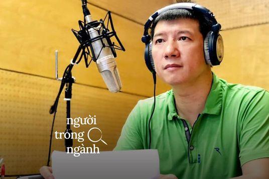 Vũ Quang Huy: Trận đấu là chiếc áo, bình luận viên chỉ là cái mắc áo