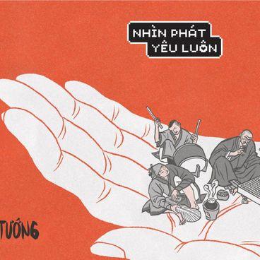 """Họa sĩ Nguyễn Thành Phong: Hiện thực chính là """"mỏ"""" cảm hứng vô tận."""