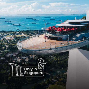 Đã đến lúc cho những trải nghiệm mới tại Singapore