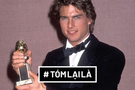 Tóm Lại Là: Tom Cruise trả lại 3 Quả cầu vàng