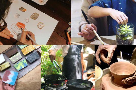 Làm mới bản thân với 5 workshop cuối tuần ở Hà Nội