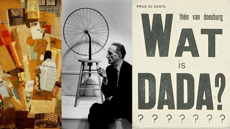 Dada - Đủ ngây thơ để cảm thụ nghệ thuật