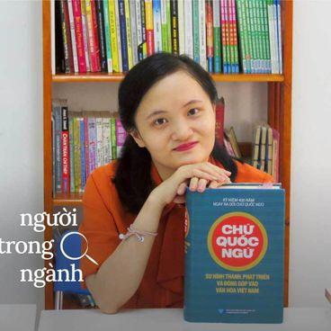 """Nguyễn Thùy Dung: Cảm hứng ngược để """"ngày ngày viết chữ"""""""