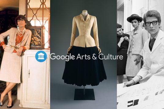 6 Trải nghiệm thời trang miễn phí từ Google Arts & Culture