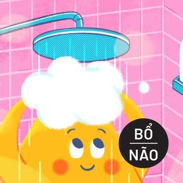 """Vì sao cứ tắm xong lại """"nhẹ cả người""""?"""
