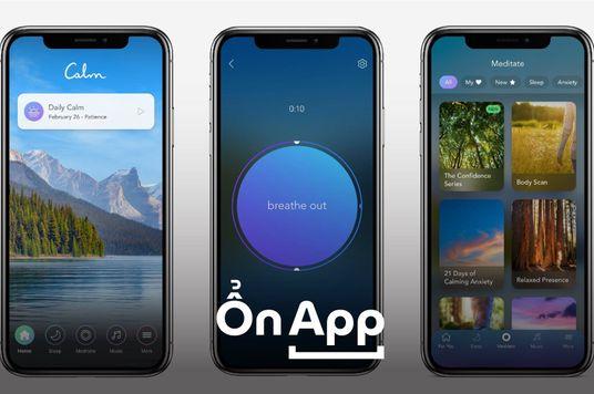 5 App đưa thiền định lên một 'cảnh giới' mới