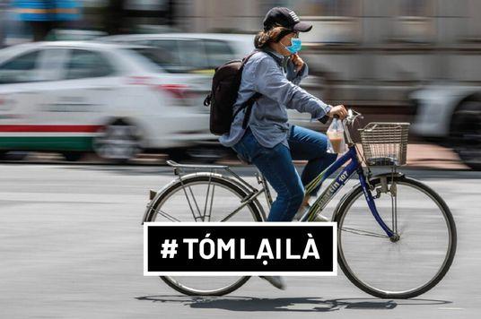 Tóm Lại Là: Xe đạp công cộng - nên hay không?