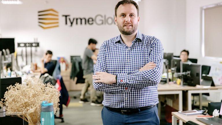 Tổng Giám đốc TymeGlobal Việt Nam Chris Bennett: Bức tranh ngân hàng thế hệ mới
