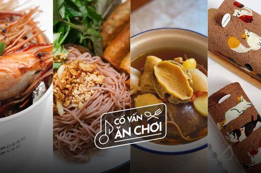 4 Tiệm đồ ăn online chất lượng cho người bận rộn
