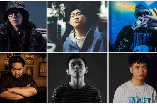 """Điểm mặt những """"người kể chuyện"""" của Rap Việt"""