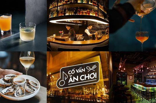 Breathe, Chill: Six Bars In Saigon To Relax After A Long Work Day