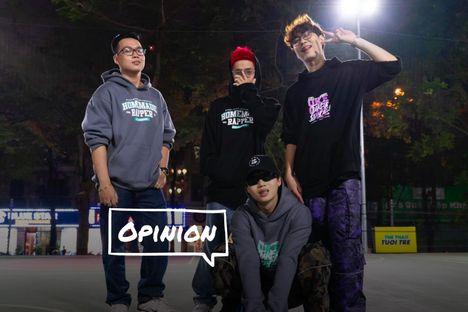 """Khi văn hóa hip-hop """"va chạm"""" văn hóa truyền thống"""