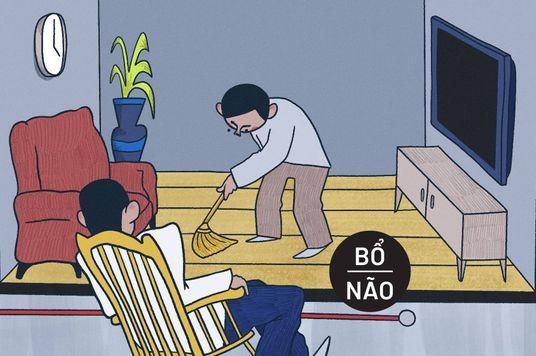 Tại sao chúng ta mê mẩn các video dọn nhà?