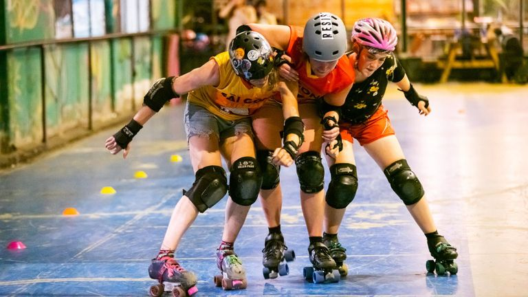 Lace Up: Vietnam's First Roller Derby Team Is Moving In The Right Direction