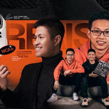 WeChoice Awards 2020: Jesse Khánh Trần và Sơn Chu - Hai chàng trai làm sneakers từ cà phê và nhựa
