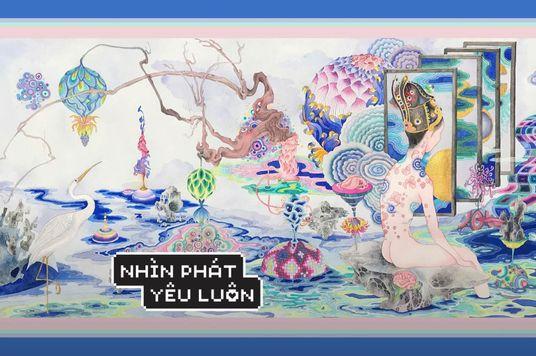 Võ Huỳnh Phú - Một chút mộng mị, hai chút mộng ảo