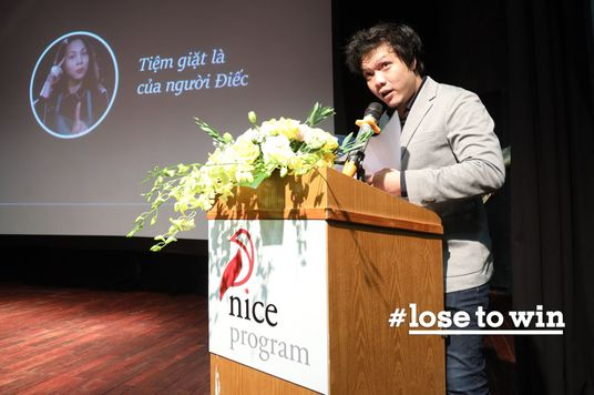 Lose To Win: Journalist Dinh Duc Hoang On How Giving Up Often Leads To Creating Something New