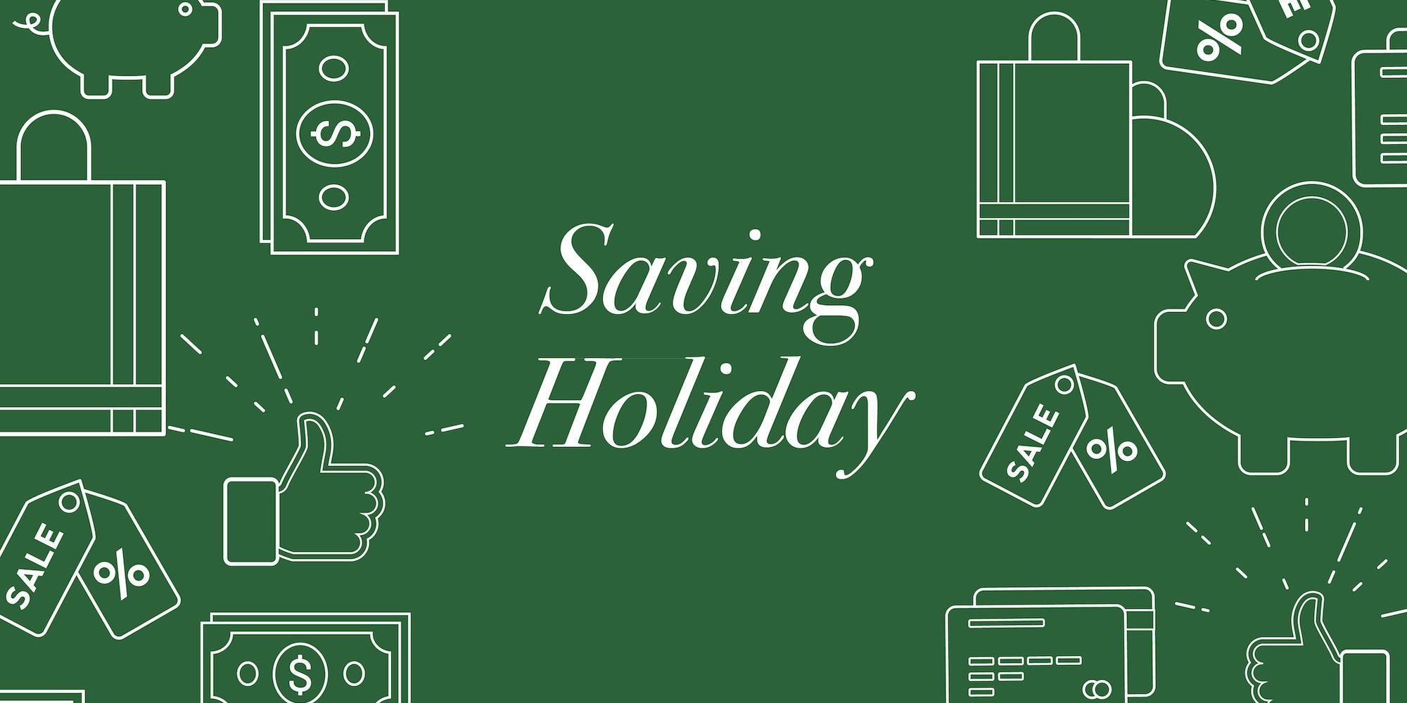 Bộ sưu tập Saving Holiday