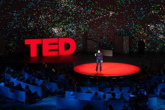 Mình đã tìm việc thực tập với diễn giả TED Talk như thế nào?