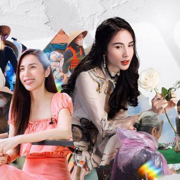 """WeChoice Awards 2020: """"Cô Tiên 2020"""" và hành trình 40 ngày hướng về miền Trung"""