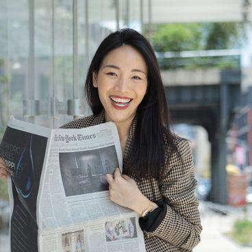 """A Working Woman: Mai Hương Trần, """"Ra đi để tìm ra hệ giá trị của riêng mình."""""""