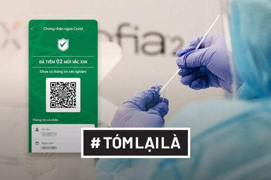 Tóm Lại Là: Thẻ xanh - Tấm vé để sống chung với đại dịch?
